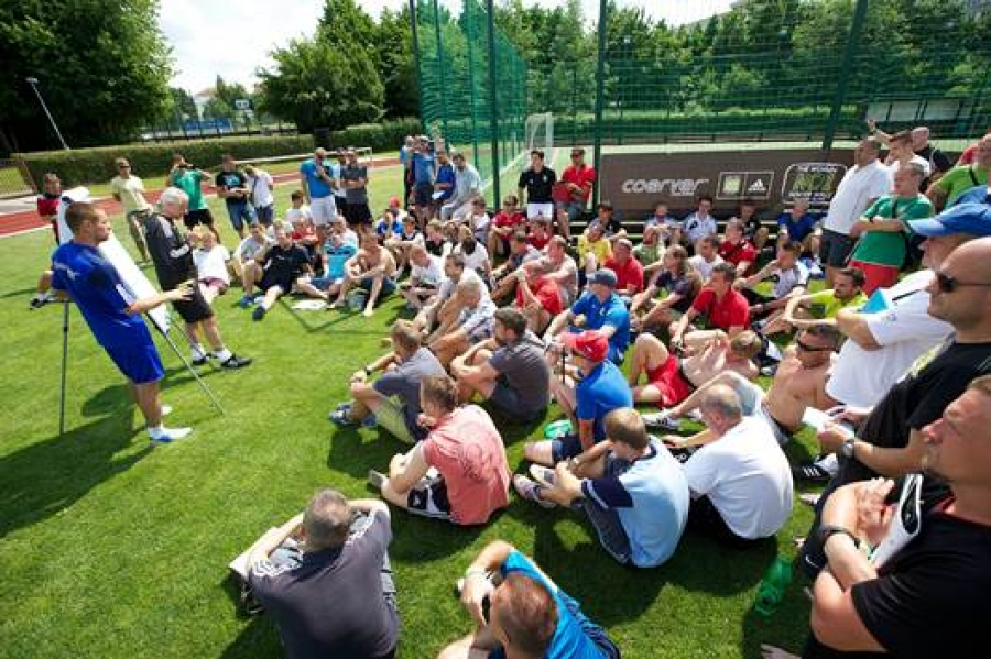 CZECH REPUBLIC COERVER YOUTH DIPLOMA HAILED A SUCCESS