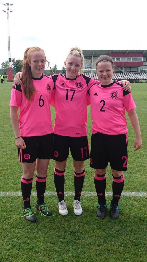 Congratulations to Coerver® Kid Ellis Notley who played for Scotland u19 in their 2-1 victory against Hungary.