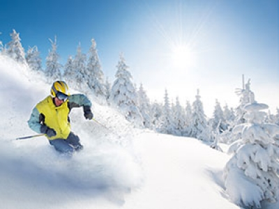 Winter sport can help you to feel free